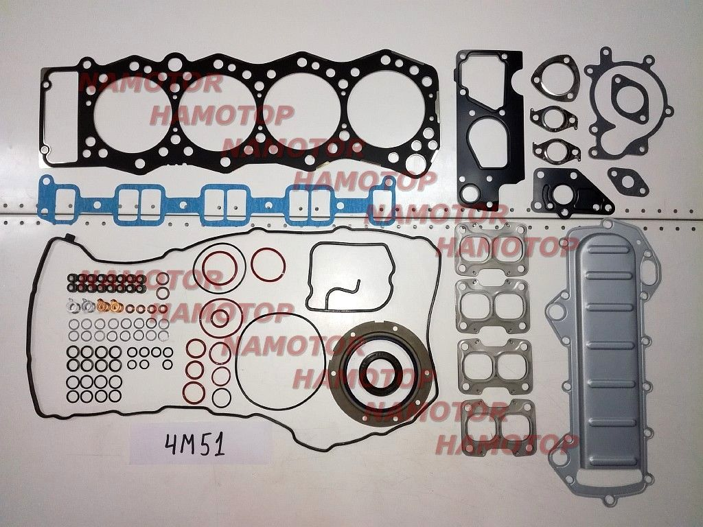 Ремкомплект двигателя MITSUBISHI 4M51 ME993296 ME994104